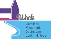 Schmiede Wack - Logo